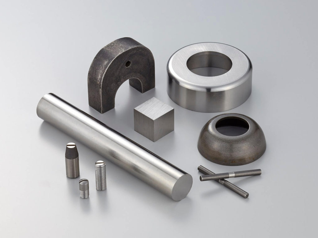 鉄クロムコバルト磁石 (FCC)