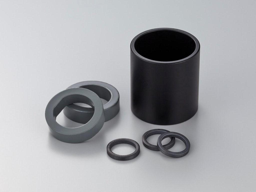 ボント磁石(ネオジムボンド/フェライトボント)